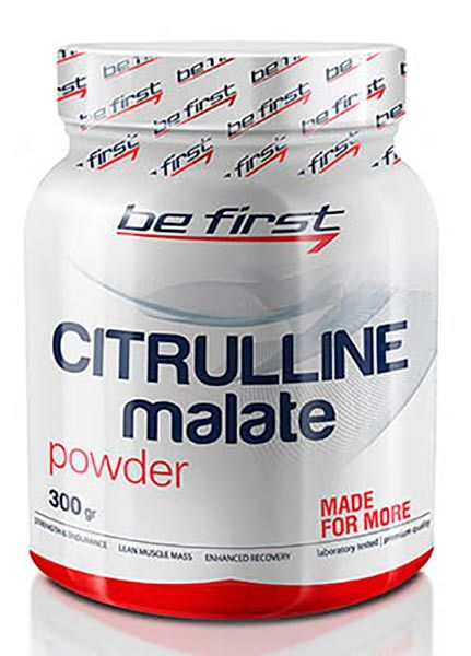 Citrulline malate powder, 300г