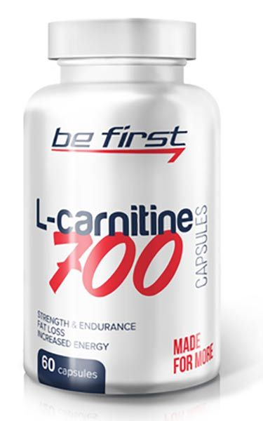 L-carnitine capsules, 60 капсул