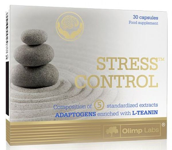 Stress Control, 30 капсул