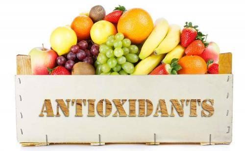 Какие продукты содержат антиоксиданты