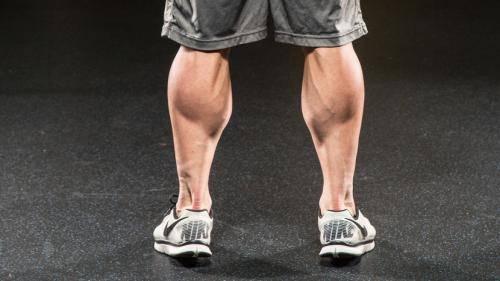 Лучшие упражнения для икроножных мышц и особенности их тренировки
