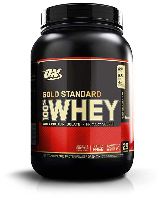 100 % Whey Protein Gold Standard, 908 г