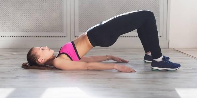Программа тренировки ног из суперсетов для девушек