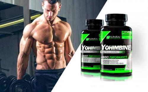 Как принимать препарат спортивного питания йохимбин гидрохлорид