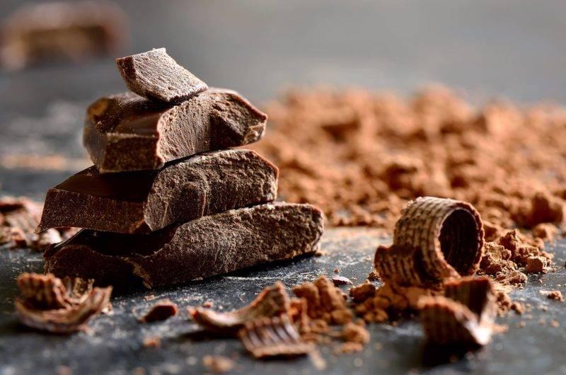 Помогает ли шоколад набрать мышечную массу?