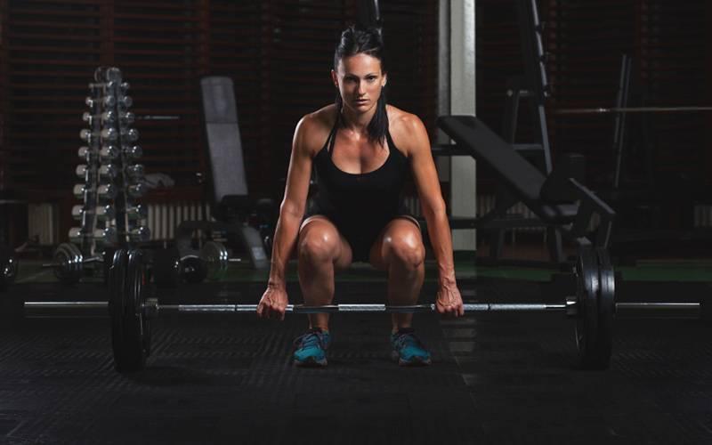 11 правил для девушек по набору мышечной массы