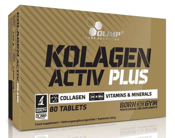 Kolagen Active Plus 80 таблеток