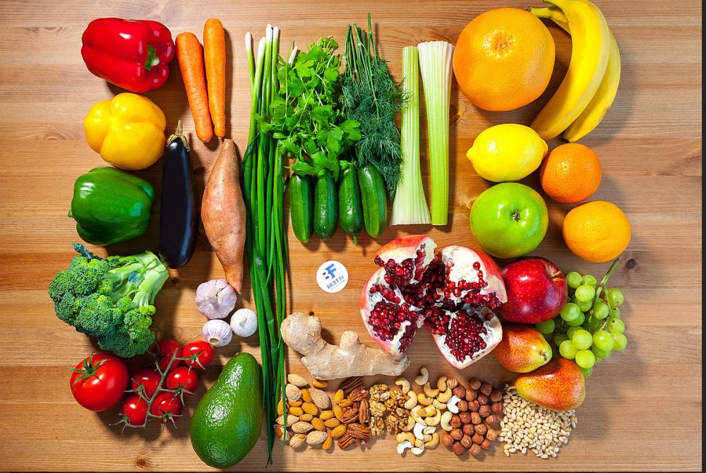 Список 20 лучших продуктов для похудения
