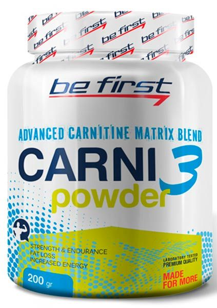 Carni-3 Powder 200г