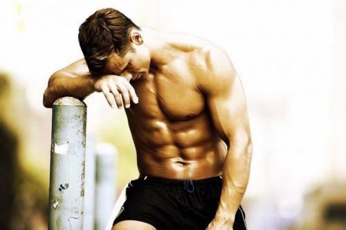 Восстановление мышц после тренировки